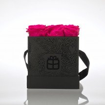 Flowerbox - Roses Forever! Pink