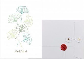 Feel Good - Ginkgo Blatt