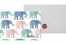 Hello-Elefant - Telegramm