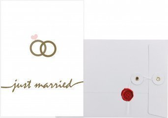 Just Married - Ringe