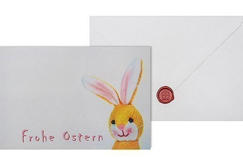 Stoffhase - Frohe Ostern!